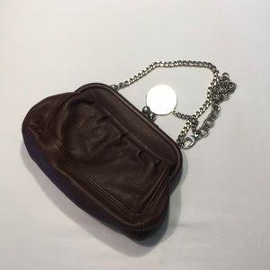 Charles David Vintage Leather Handbag